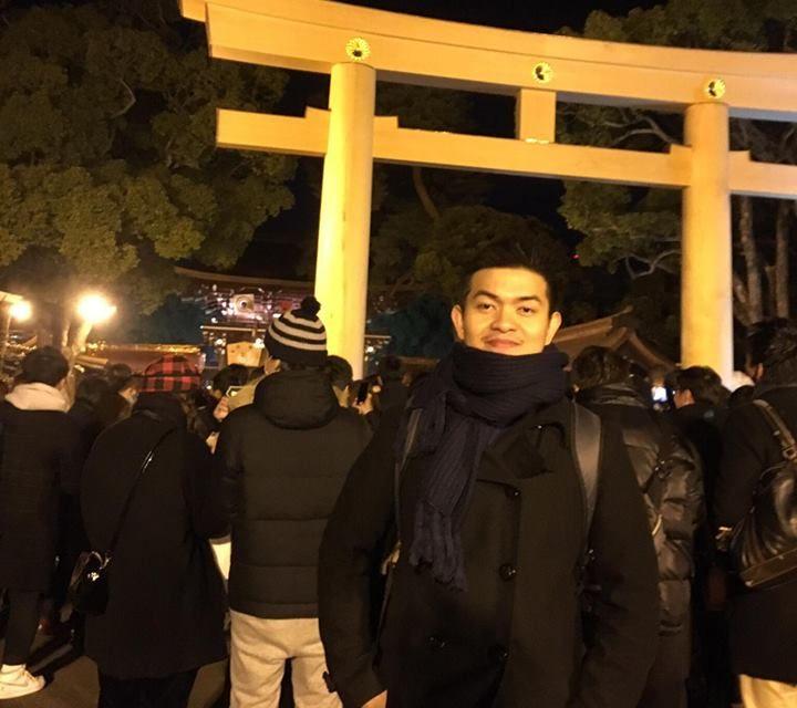 ฉลองปีใหม่แบบญี่ปุ่น