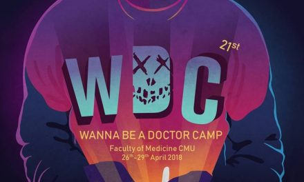21st WANNA BE A DOCTOR CAMP : ค่ายอยากเป็นหมอครั้งที่ 21