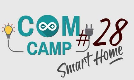 ComCamp #28 Smart Home Smart Camp