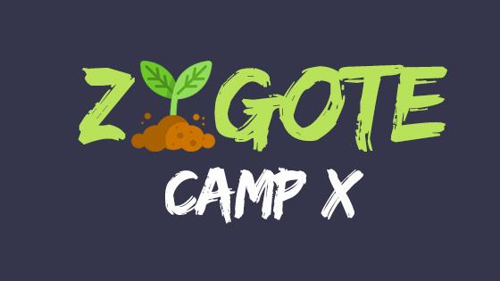 ค่ายสนุกคิดกับวิทยาศาสตร์ ครั้งที่ 10 (Zygote Camp Part X) By KU