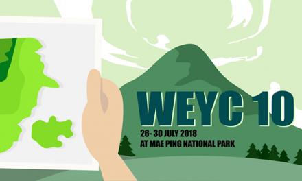 ค่ายเยาวชนอนุรักษ์สัตว์ป่าและธรรมชาติ WEYC ครั้งที่ 10