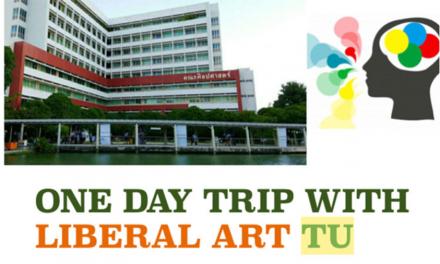 One day trip with Liberal art TU ค่ายศิลปศาสตร์ ธรรมศาสตร์