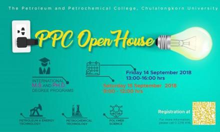 PPC CHULA Open House 2019