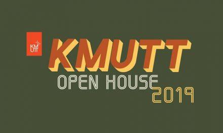 "KMUTT OPEN HOUSE 2019 ""เปิดบ้านมจธ."""