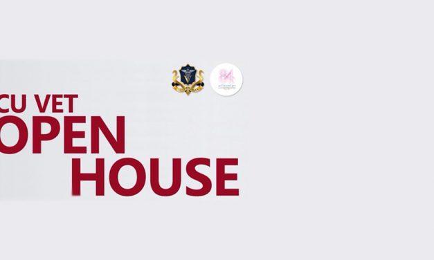 มาแล้วว!! งาน open house ของสัตวแพทย์ จุฬาฯ
