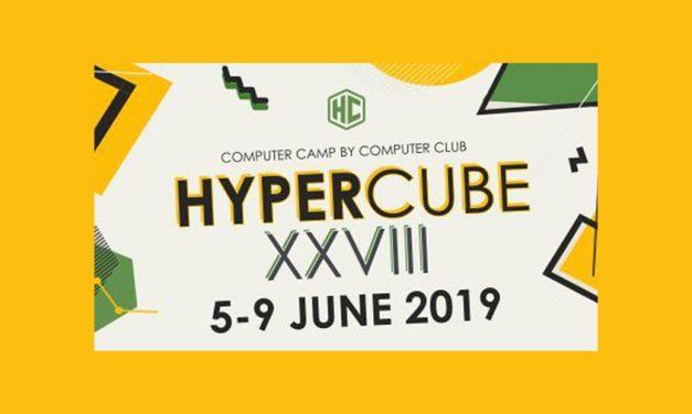 """ค่าย Hypercube ครั้งที่ 28 """"Let's Make Your Life Easier With LINE Chatbot"""""""