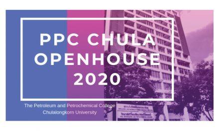 PPC CHULA Open House 2020
